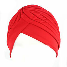 Women Ladies Stretchy Turban Head Wrap Band Chemo Bandana Hijab Indian Style Hat