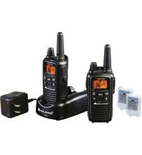 Midland Two Way Walkie Talkie Radio Set (30 Mile Range) with Charger LXT600VP3