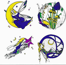 Stickers Fairies/Pixy Mythical Creature Collectables
