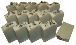 Patchouli Goat Milk Soap-Natural & Organic by MJR Soaps