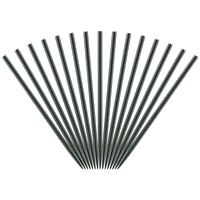 5 Sets / 15 Pieces of Extra Long Silver Dart Points - 66 mm - Points for Darts