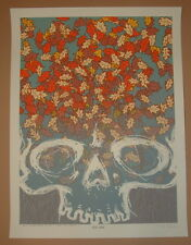 Jay Ryan Old Oak Tree Skull Poster Art Print Signed Numbered 2011 Bird Machine