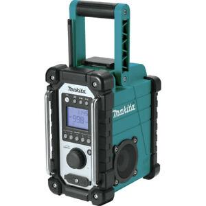 Makita XRM05 18V LXT Li-Ion Job Site Radio (Tool Only) New