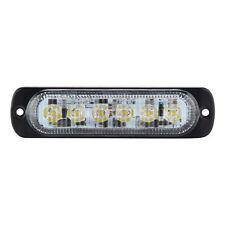 Autosound LED Flashing Warning Light 2W 10-30V Surface Mount