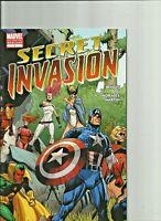 Marvel Secret Invasion  Lot of 6 Random comics and one shots Capt. America