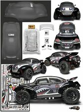Fire Brand RC SANDSHARK™ 1:10 ON / OFF ROAD SCALE BAJA / BASH CLEAR BODY