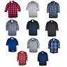 NWT Abercrombie & Fitch by Hollister Mens Shirts Plaid Flannel Poplin Oxford