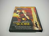 THE SCORE DVD (GENTLY PREOWNED)
