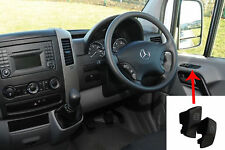 with Double Switch VW Crafter 2006-2014 2X Window Main Control Switch Cap