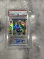 2019 PANINI PASSING THE TORCH N'Keal Harry Troy Brown PATRIOTS Auto 10/10 PSA