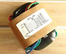 220V 50W r-core transformer pour ampli amplificateur micros cd 15V+15V 8V+8V 5V 36V