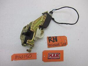 95-98 SAAB 900 2 DOOR PASSENGER RIGHT DOOR LOCK LATCH ACTUATOR HATCHBACK PANEL