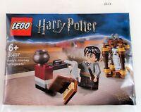 Lego 30407 Harry Potter - Harry's Journey to Hogwarts - Polybag Rarität Neu Ovp