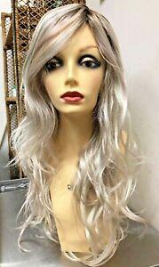 RYLEE Wig by Rene of Paris RAINBOW-R LONGEST-LAYEREDLaceFtLacePt 5StarsBESTPRICE