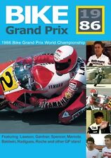 BIKE GRAND PRIX 1986 DVD. EDDIE LAWSON etc. MOTORCYCLE GP. 210 Mins. DUKE 4767NV