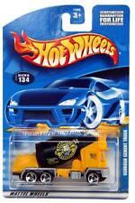 2001 Hot Wheels #134 Oshkosh Cement Truck