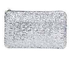 Sequins Dazzling Glitter Bling Clutch Handbag Evening Bag Wrist Bag