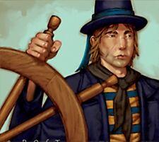 Pirates of the Revolution - #118 Helmsman Spanish