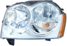 Headlight Assembly Left Dorman 1591854 fits 05-07 Jeep Grand Cherokee