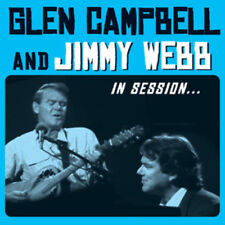 Glen Campbell and Jimmy Webb : In Session... CD (2012) ***NEW***