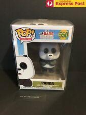 CARTOON NETWORK WE BARE BEARS PANDA FUNKO POP! ANIMATION VINYL FIGURE #550 - NEW