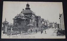 CPA CARTE POSTALE FRANCE 1910 CALVADOS 14 CABOURG AVENUE DE VERSAILLES