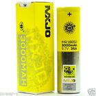 MXJO 3000mAh 35A IMR 18650 3.7V | AUTHENTIC High Drain Li-Ion Flat Top Battery