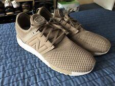 Mens New Balance 247 Light Khaki Brown Sneakers 13
