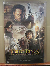 vintage Lord of the Rings The Return of the King movie poster   4545