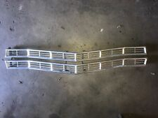 1967 Galaxie 500 Grille LTD XL Ford 1967 Galaxy Grille