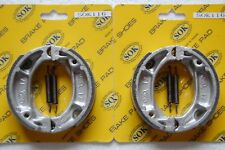 FRONT&REAR BRAKE SHOES+Springs HONDA SK SKX 50 Dio 1990-2007 SK50 SKX50