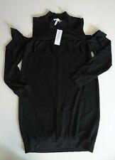 BCBGeneration Women's Summer Cold Shoulder Dress Size L NWT