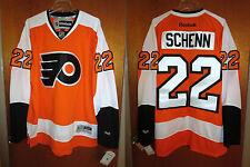 Luke Schenn Reebok Premier Jersey Home Philadelphia Flyers NEW WT