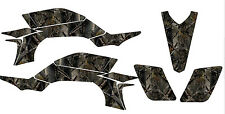Yamaha YFZ450  ATV Graphic Kit  2003-2008 Camo Theme