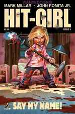 HIT-GIRL #4 (OF 5) MARK MILLAR MARVEL ICON COMIC BOOK NEW KICK-ASS 1