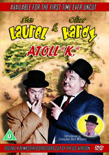 Laurel & Hardy - Atoll K. - Available for the First Time Ever Uncut - (~100min)