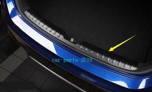 1x Carbon fiber Rear Door Trunk Sill Scuff Plate Cover trim For Kia K5 2021 2022