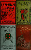 294 OLD RARE BOOKS ON SURVIVAL BUSHCRAFT SCOUTING CAMPING TRAPPING SKILLS ON DVD