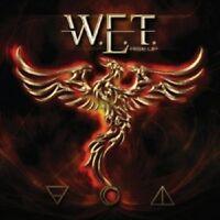W.E.T. - RISE UP (DIGIPAK)  CD  12 TRACKS ROCK & POP   NEU