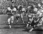 1960s Cleveland Browns LEROY KELLY Glossy 8x10 Photo NFL Football Print