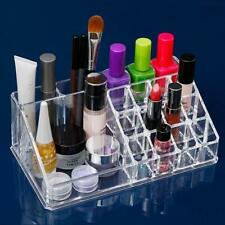 Felji Large Acrylic Lipstick  Nail polish & Makeup Organizer 1029