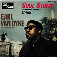 "Brand New 7"" EP-Soul Stomp Earl Van Dyke & The Soul Brothers TMEF 501"