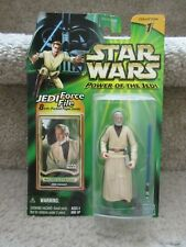 Star Wars Power of the Jedi Action Figure Ben Obi Wan Kenobi Jedi Knight 2000