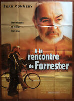 Plakat A La Begegnung Forrester Finding Forrester Sean Connery 120x160cm