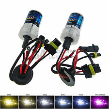 2x NEW Xenon H7 HID Bulbs AC 35W 9-16V Replacement 3K 4300K 6000K 8000K 12000K