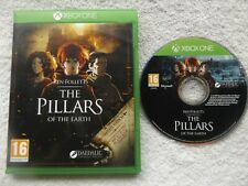 KEN FOLLETT'S THE PILLARS OF THE EARTH XBOX ONE ( point & click adventure game )