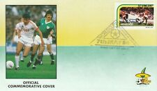 1986 St.Vincent FDC cover Football World Championships Mexico
