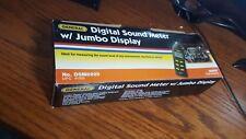 General Tools DSM8925 Digital Handheld Sound Level Meter