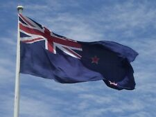 NEW!!! New Zealand Flag 90cm x 150cm 3x5 ft Heavy Duty Outdoor Party Large