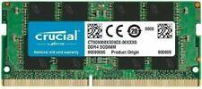 Memoria RAM Crucial per prodotti informatici per 8 GB totale